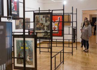 """Wystawa """"Wajda"""" - fot. Muzeum w Sosnowcu"""