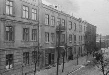 Kamienice przy ul. Miłej - fot. Muzeum Sosnowiec