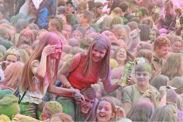 Eksplozja Kolorów 2018 – fot. PL/UM Sosnowiec