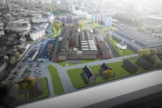 Społeczna koncepcja funkcjonalno-przestrzenna Fabryki Pełnej Życia- fot. mat.pras.