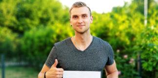 Adrian Buchowski nowym zawodnikiem MKS-u Będzin – fot. MKS Będzin