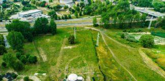 Strefa Kibica na Górce Środulskiej - fot. UM Sosnowiec