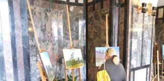 Wernisaż pokonkursowy III Międzynarodowego Festiwalu Sztuki Art Passion Festival – fot. Olaf Otwinowski