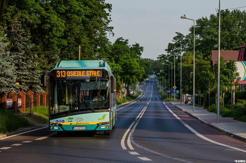 Autobus PKM Jaworzno - fot. M.Kowal