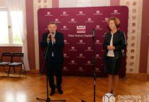Małgorzata Majewska i Zbigniew Podraza - fot. Dariusz Nowak/NDDG