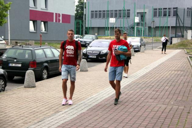 Piłkarze Zagłębia Sosnowiec wrócili do treningów – fot. zaglebie.eu
