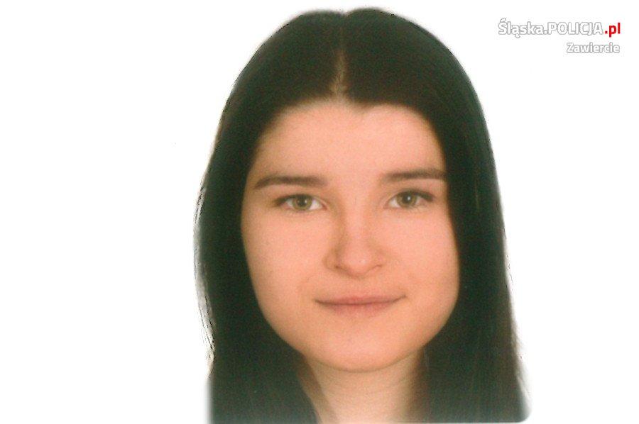 Zaginęła 16-letnia Nikola Fik - fot. KPP Zawiercie