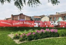 Strefa Kibica w Fabryce Pełnej Życia – fot. arch. prywatne