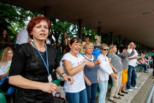 Najdłuższa sztafeta biegowa w Sosnowcu - fot. mat. pras.