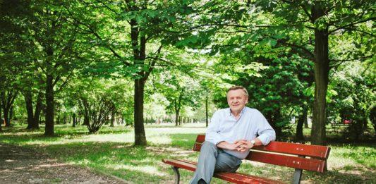 Zbigniew Podraza – fot. mat. pras. UM Dąbrowa Górnicza