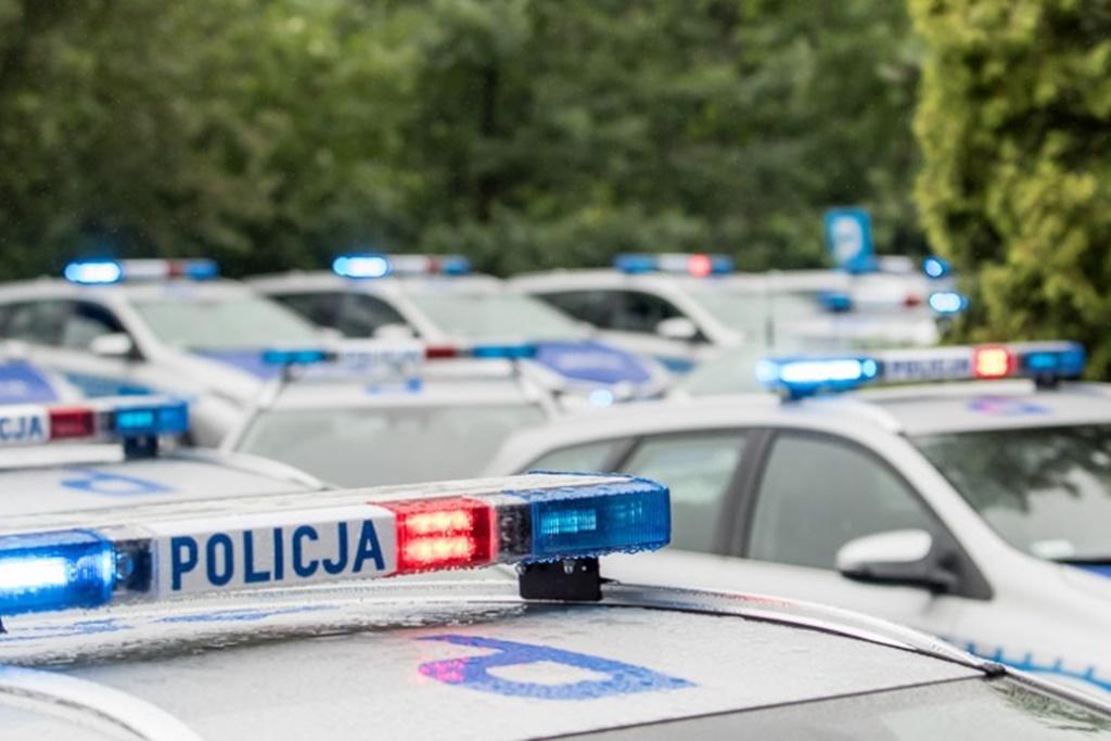 Nowe auta śląskiej policji - fot. BP Tomasz Żak