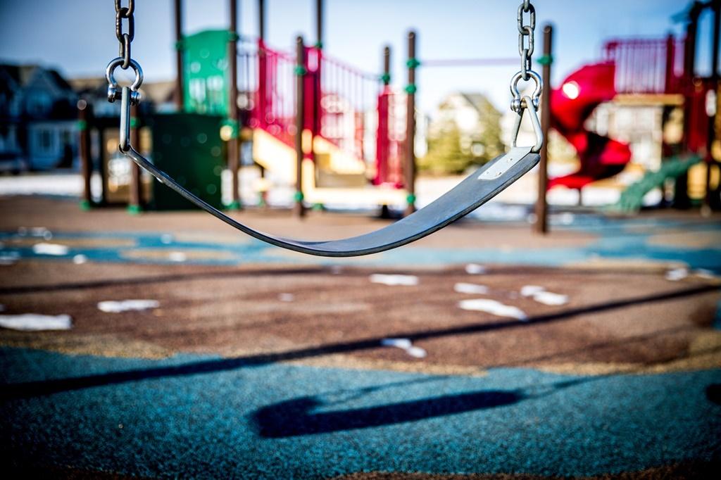 Plac zabaw - fot. Pixabay