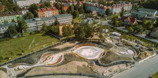 Trwa przebudowa centrum Jaworzna – fot. UM Jaworzno