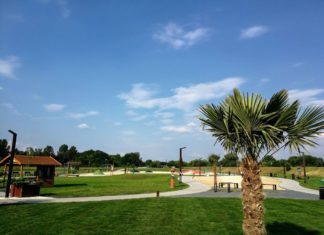 Nowa plaża w Będzinie – fot. Facebook