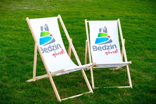 Plaża miejska w Będzinie – fot. UM Będzin