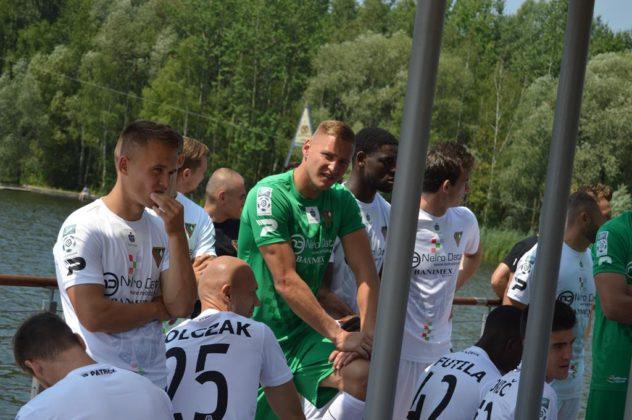 Prezentacja Zagłębia przed startem sezonu Lotto Ekstraklasa – fot. MZ