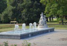 Park Fusińskiego (dawniej Kruczkowskiego) w Sosnowcu – fot. MZ