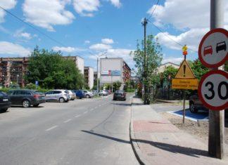 Awaria kanalizacji w rejonie ul. Augustynika w Dąbrowie Górniczej – fot. UM Dąbrowa Górnicza