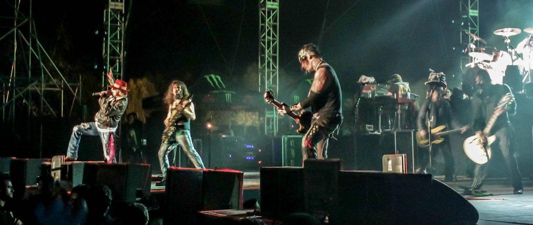 Guns N' Roses - fot. Wikipedia