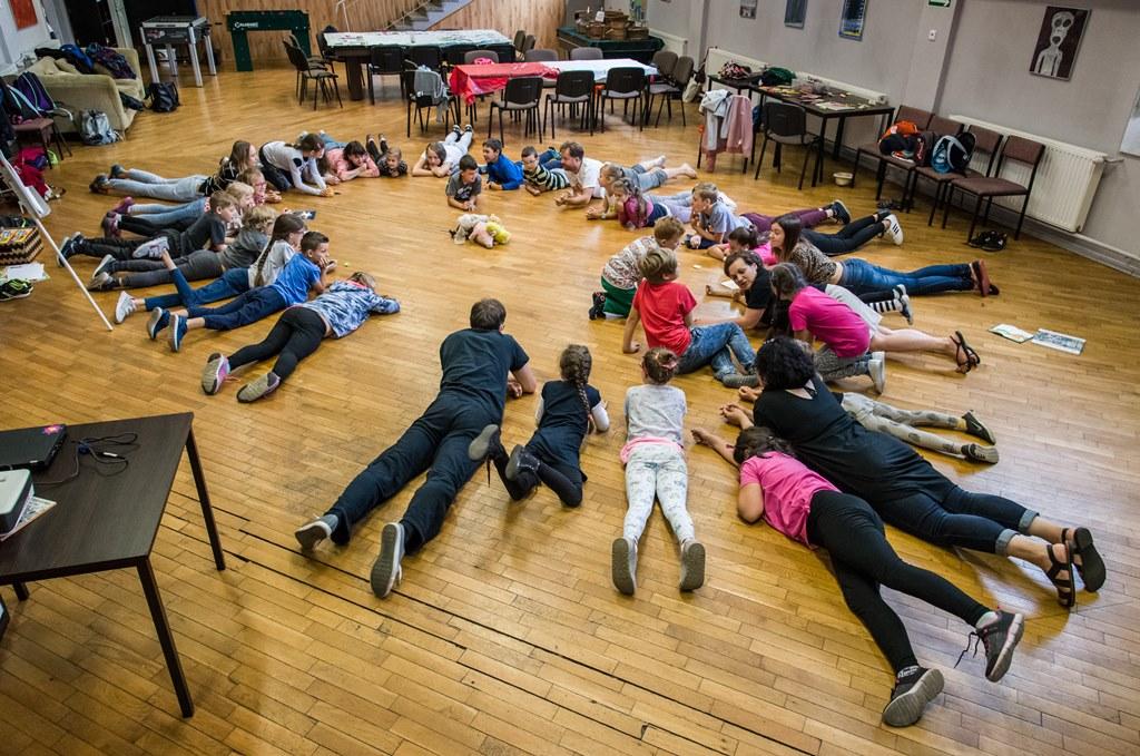 Akcja Lato w Teatrze Zagłębia – fot. Maciej Stobierski