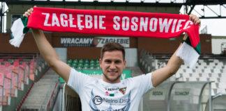 Michael Heinloth nowym zawodnikiem Zagłębia – fot. zaglebie.eu