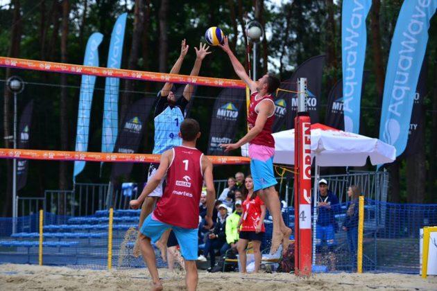 Turniej Plaża Open – fot. mat.pras.