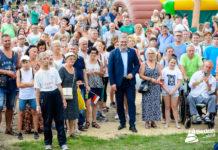 Obchody 660. rocznicy nadania Będzinowi praw miejskich – fot. UM Będzin