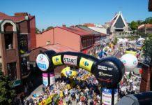 75. Tour de Pologne w Jaworznie – fot. UM Jaworzno