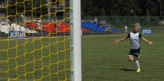 Czarni Sosnowiec - AZS PSW Biała Podlaska 4:0 – fot. Czarni Sosnowiec