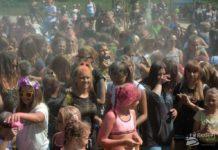Holi Party w Będzinie – fot. UM Będzin