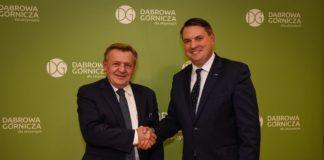 Marcin Bazylak kandydatem na prezydenta Dąbrowy Górniczej - fot. Facebook