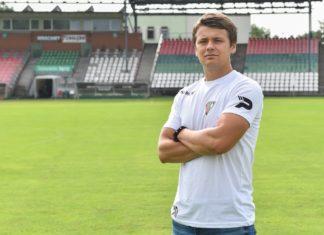 Kamil Orawczak dołączył do sztabu szkoleniowego Zagłębia Sosnowiec – fot. zaglebie.eu
