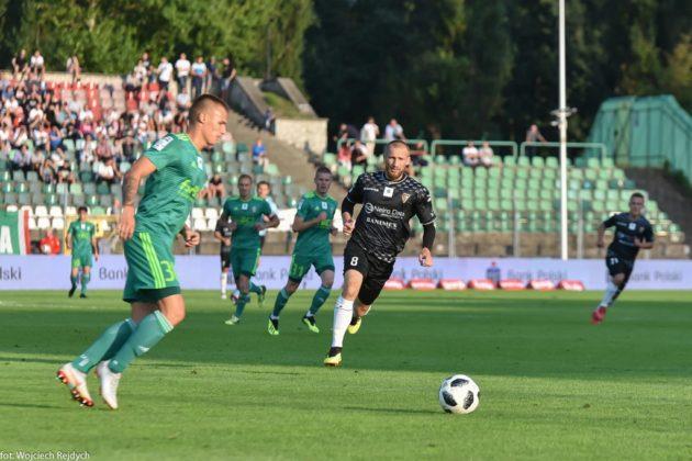 Zagłębie Sosnowiec - Śląsk Wrocław 3:3 - fot. Wojciech Rejdych