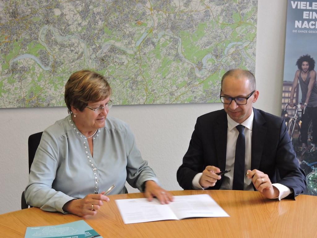 Metropolia GZM i Metropolia Ruhry chcą ze sobą współpracować – fot. Metropolia GZM