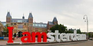 """Instalacja """"I AMsterdam"""" w Holandii - fot. Fotolia"""