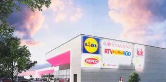 Nowe centrum handlowe w Czeladzi – fot. mat. pras.