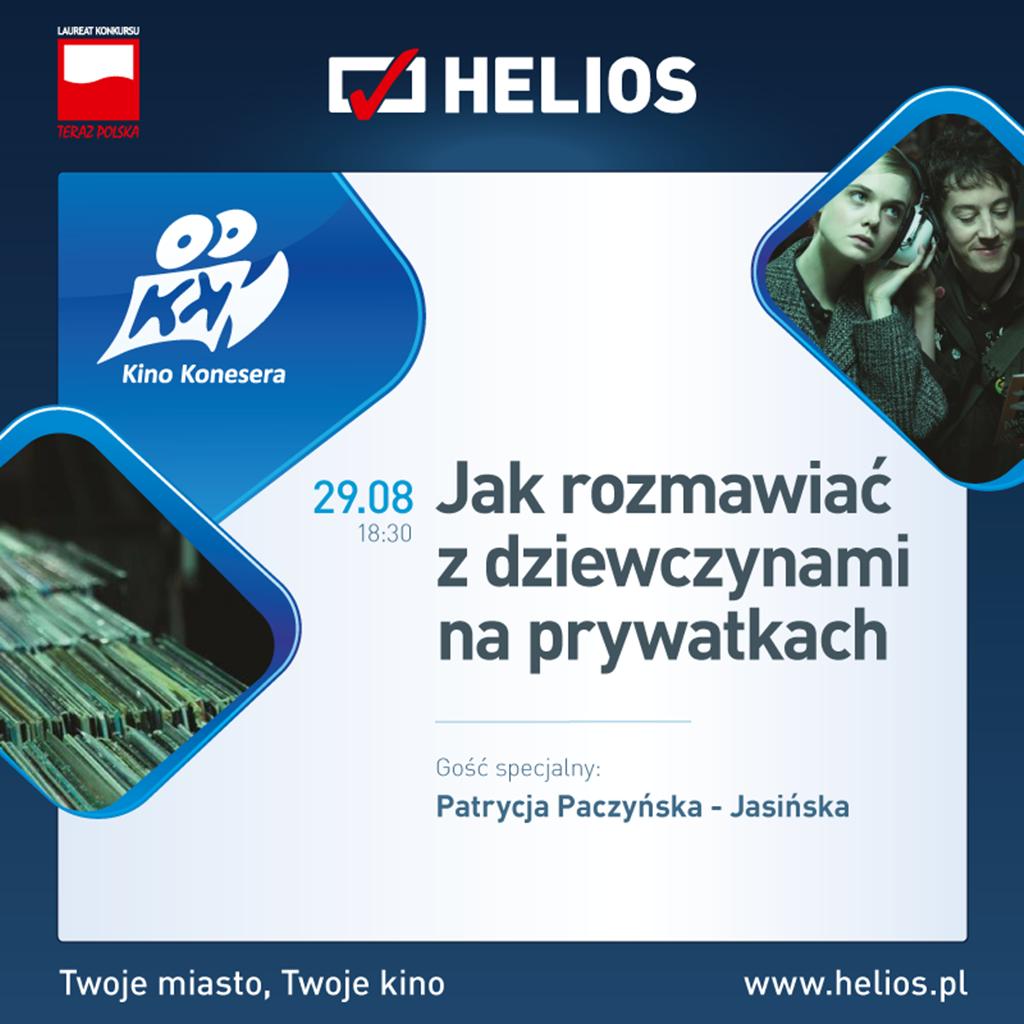 Jak rozmawiać z dziewczynami na prywatkach - fot. mat. pras.