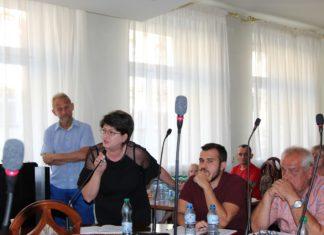Spotkanie dotyczące smrodu w Sosnowcu i Katowicach – fot. AR