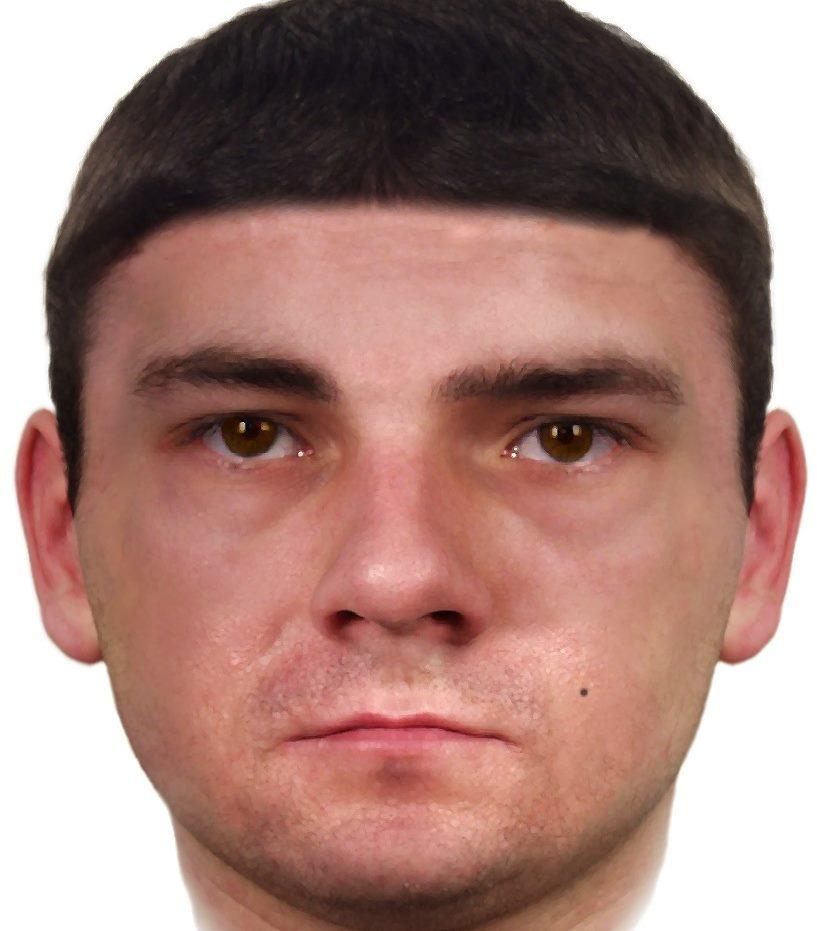 Poszukiwany – fot. Policja