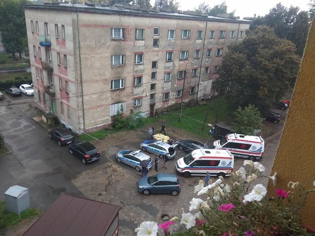 Zabójstwo w Sosnowcu - fot. archiwum prywatne