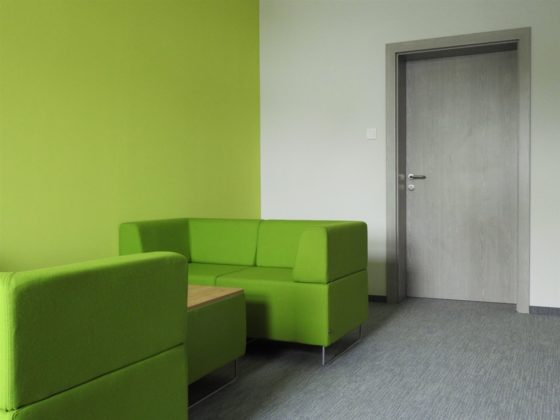 Wyremontowana biblioteka w Strzemieszycach – fot. UM Dąbrowa Górnicza