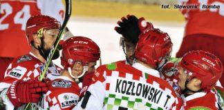 Hokeiści Zagłębia Sosnowiec - fot. Sławomir Bomba