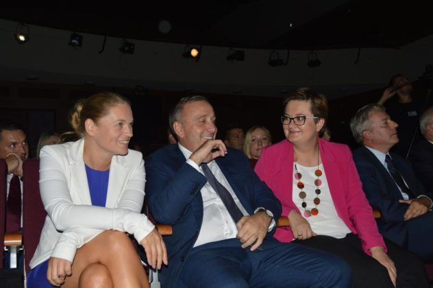 Konwencja wyborcza Arkadiusza Chęcińskiego – fot. MZ