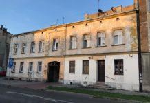 Stare kamienice w centrum Będzina – fot. KB