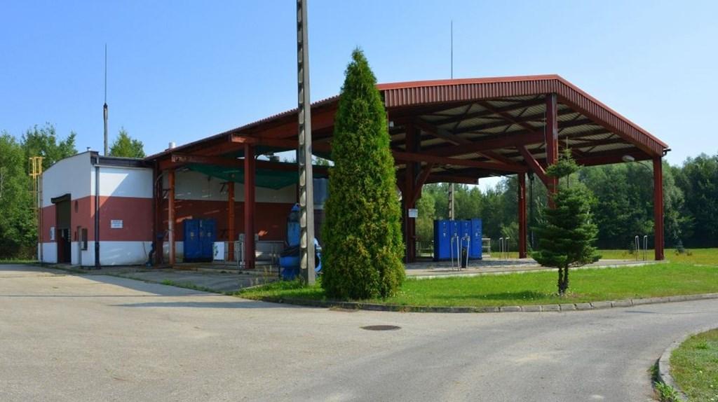 Oczyszczalnia Jeleń Dąb w Jaworznie – fot. UM Jaworzno