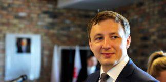 Robert Warwa kandydatem PiS na urząd prezydenta Dąbrowy Górniczej – fot. Facebook/Robert Warwas