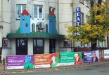 Teatr Dormana billboardy - fot. Teatr Dormana