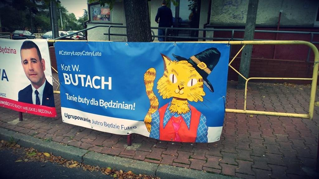 Walka Na Billboardy Trwa Bajkowe Postaci Kontra Lokalni