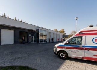 Nowa Stacja Pogotowia Ratunkowego - fot. Tomasz Żak/BP UMWS