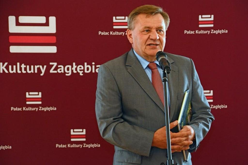 Zbigniew Podraza - fot. mat. UM Dąbrowa Górnicza